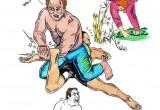 Gene LeBell Judo _amp_ Wrestling