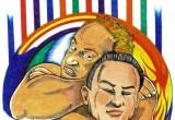 Gene LeBell Rear Naked Choke