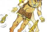 Gene LeBell the Caveman 1