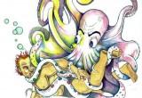 Gene LeBell vs Octopus