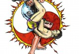 Santos Flaniken vs Steve Kim