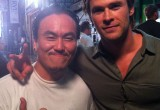 Cyber Chris Hemsworth & Steve Kim 1