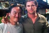 Cyber Chris Hemsworth & Steve Kim on Cyber