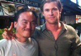 Cyber Chris Hemsworth & Steve Kim on Cyber