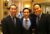 Focus - Alvin Chun. BD Wong. Steve Kim