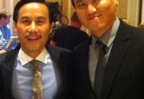 Focus BD Wong and Steve Kim