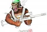 Gorilla Soldier