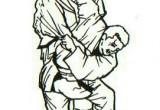 Judo Shoulder Throw