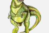 T-rex Color 1